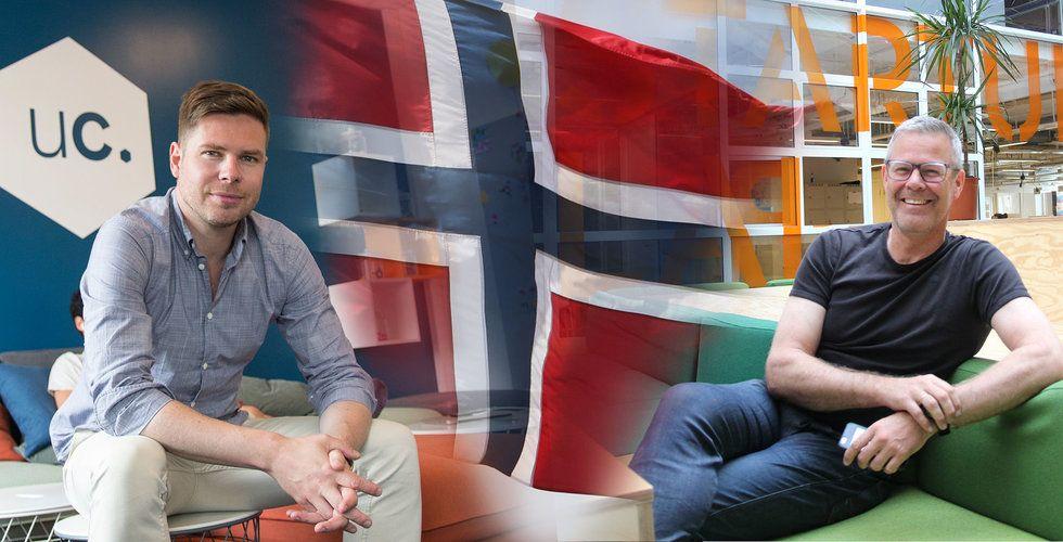 Jo, Norge har mer än olja och skidor – nu går techtåget i Oslo