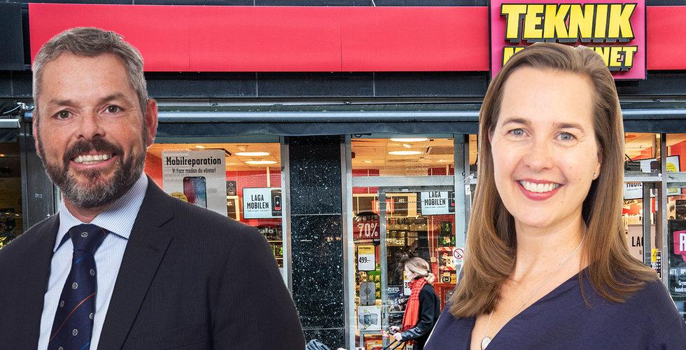"""Konkursförvaltaren om budet på Teknikmagasinet: """"Det är en bra början"""""""