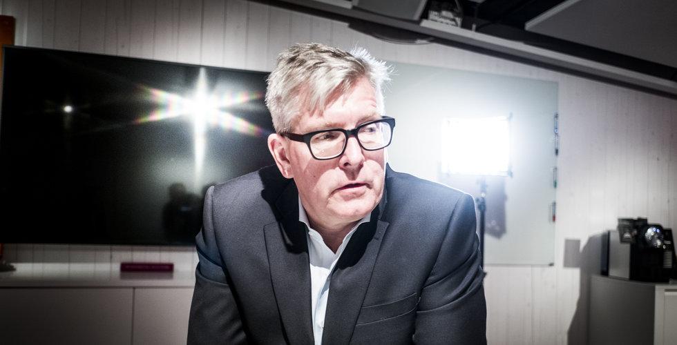 Breakit - Allt faller för Ericsson