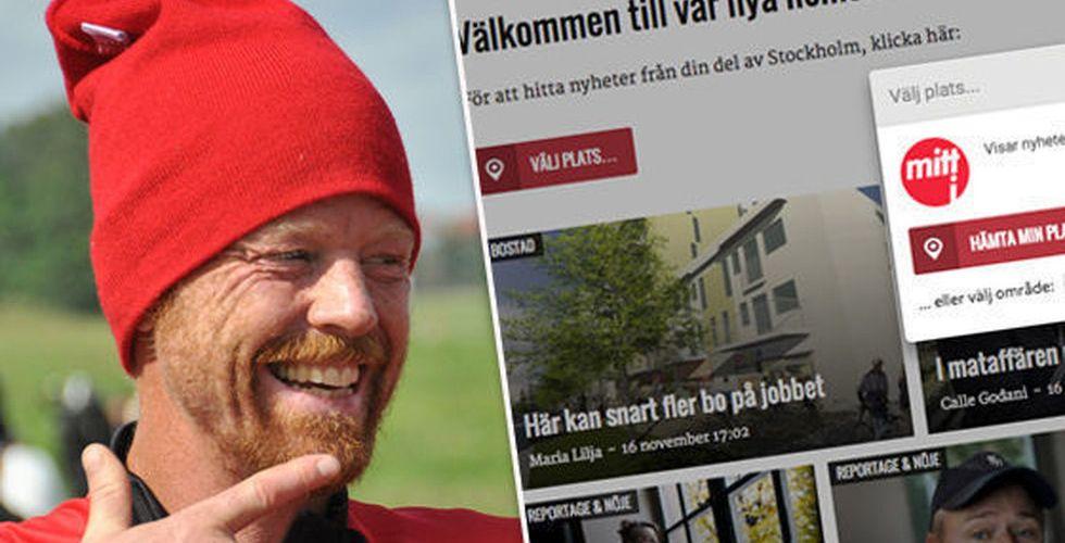 """Mitti lanserar ny digital satsning – släpper """"100 nya webbplatser"""""""