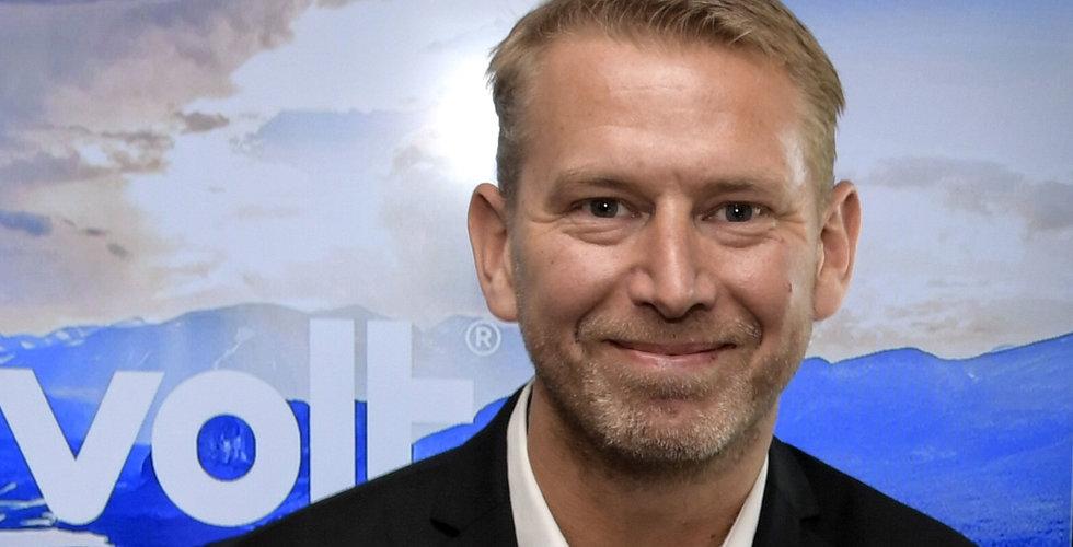 Northvolt planerar för nya batterifabriker – utanför Sverige