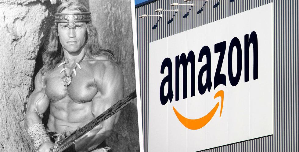 Amazon utvecklar tv-serie baserad på Conan