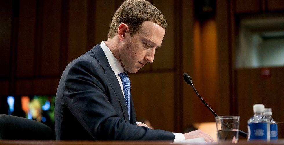Facebook missar målen efter skandalerna – föll tungt