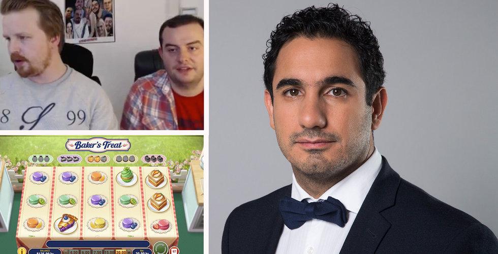 """Ardalan Shekarabi om kasinosändningarna: """"Ännu en aspekt med riskerna som finns i spel"""""""