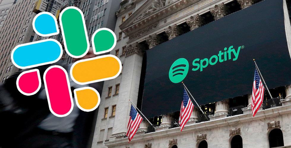 Slack gör som Spotify – väljer New York-börsen för direktnotering