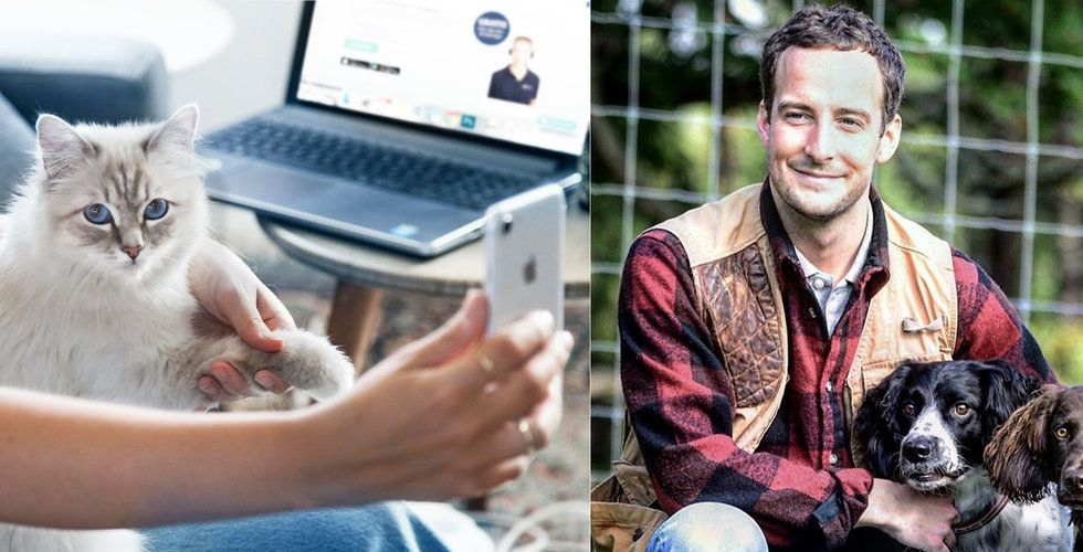 Digitala veterinären Firstvet får in 200 miljoner – nu ska de expandera