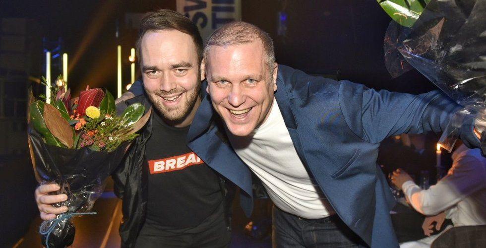 Succé för Breakit – tog hem två prestigepriser