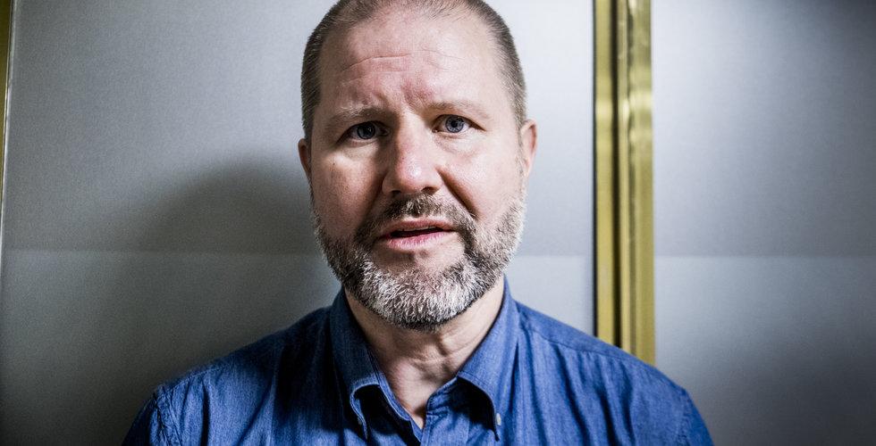 Här är förre Fingerprint-chefen Jörgen Lanttos nya investering
