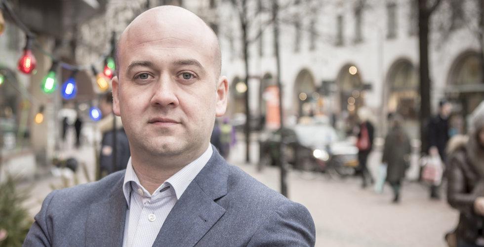 """Irländska Zutec väljer Sverige för notering – """"För osäkert i London"""""""