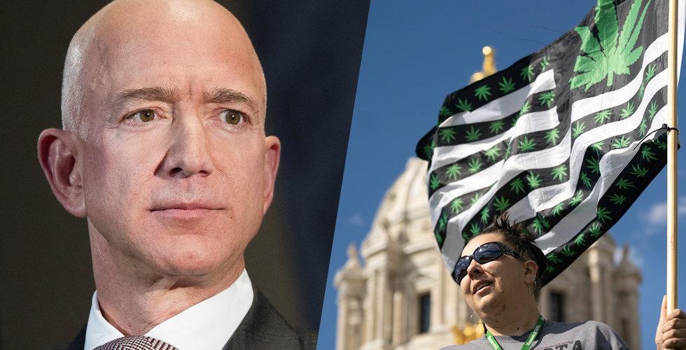 Amazon stöttar legalisering av marijuana – förändrar sin drogtestningspolicy
