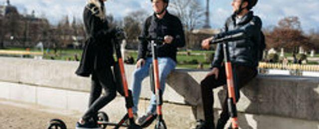 Hur mycket drar Voi egentligen in på sina elsparkcyklar?