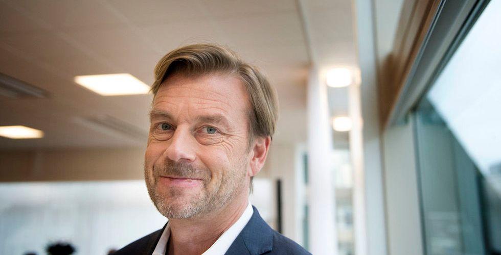 Breakit - Sparkade Swedbank-vd:n Michael Wolf till Zound Industries
