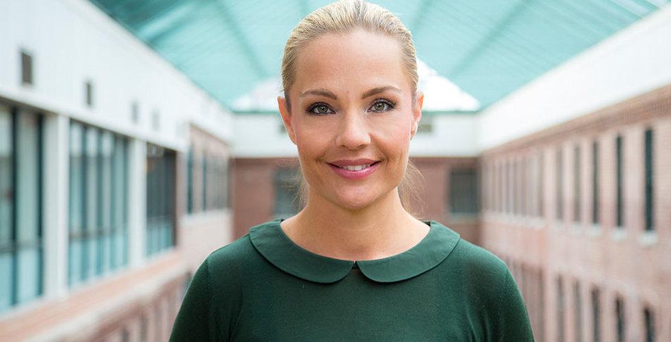 Breakit - Hon lämnar Klarna - går till amerikanskt techbolag