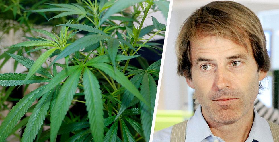 """Breakit - Cannabisbråk på Avanza: """"Inte alla förstår att det hänger ihop"""""""