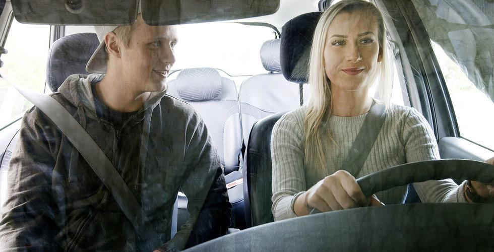 Breakit -  Ericsson + Volvo = självkörande bilar