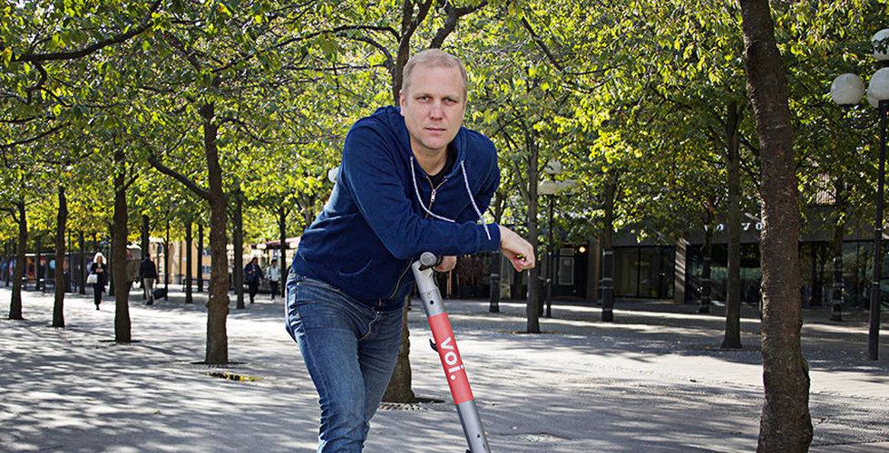 Vem är ute och cyklar – jag eller Sveriges smartaste investerare?