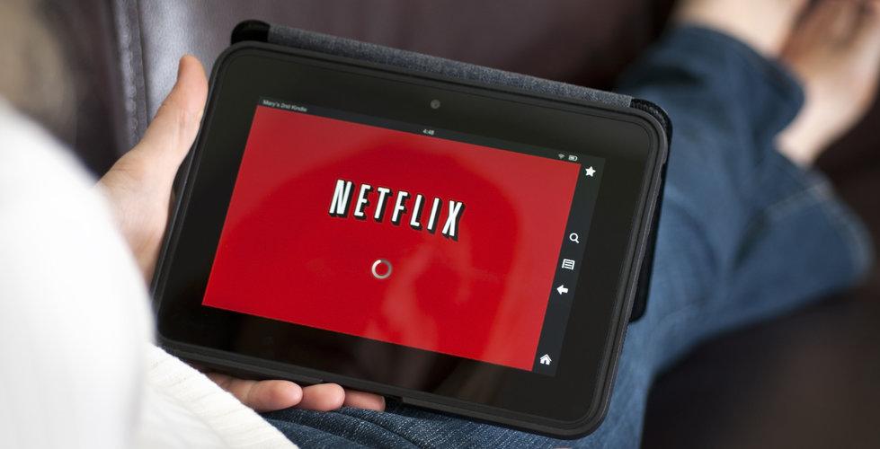 Netflix satsar på europeiskt originalinnehåll