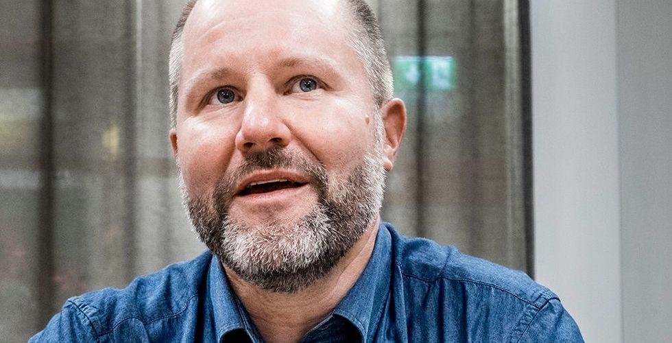 Jörgen Lantto: Finns potential för samma resa som Fingerprint