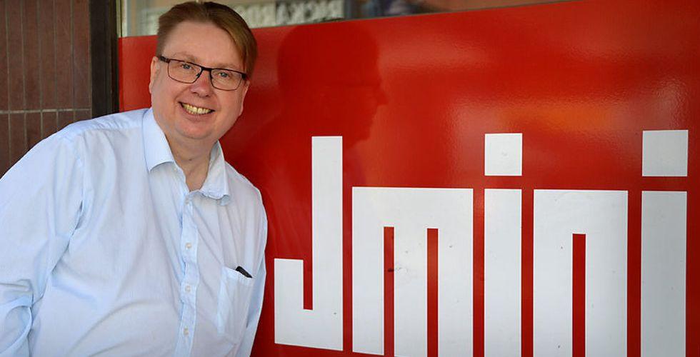 Breakit - Krister Leimola hoppar av vd-posten på nyhetssajten Jmini