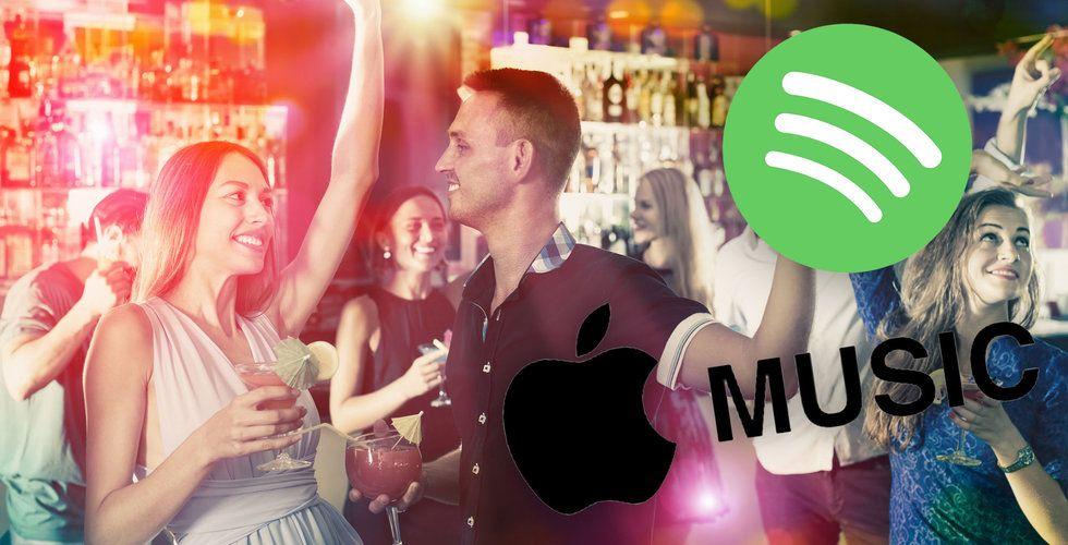Butiker strömmar musik för 23 miljarder om året – utan att betala