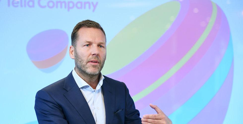 Breakit - Finska staten gör sig av med samtliga aktier i Telia