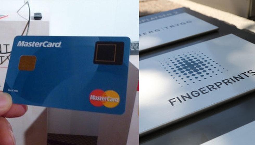 Breakit - Läckta bilder: Mastercard ser ut att välja bort Fingerprints sensor