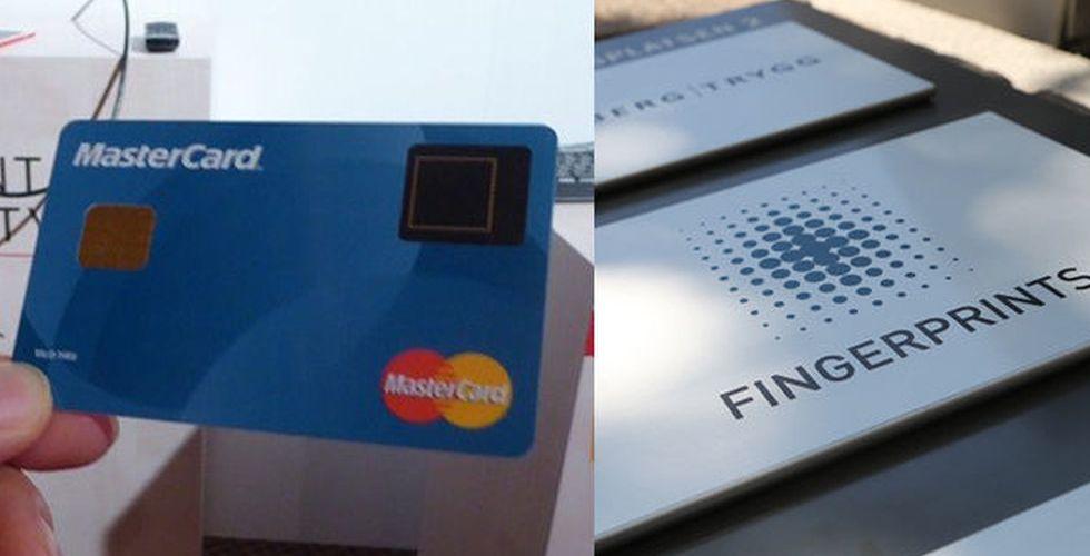 Läckta bilder: Mastercard ser ut att välja bort Fingerprints sensor