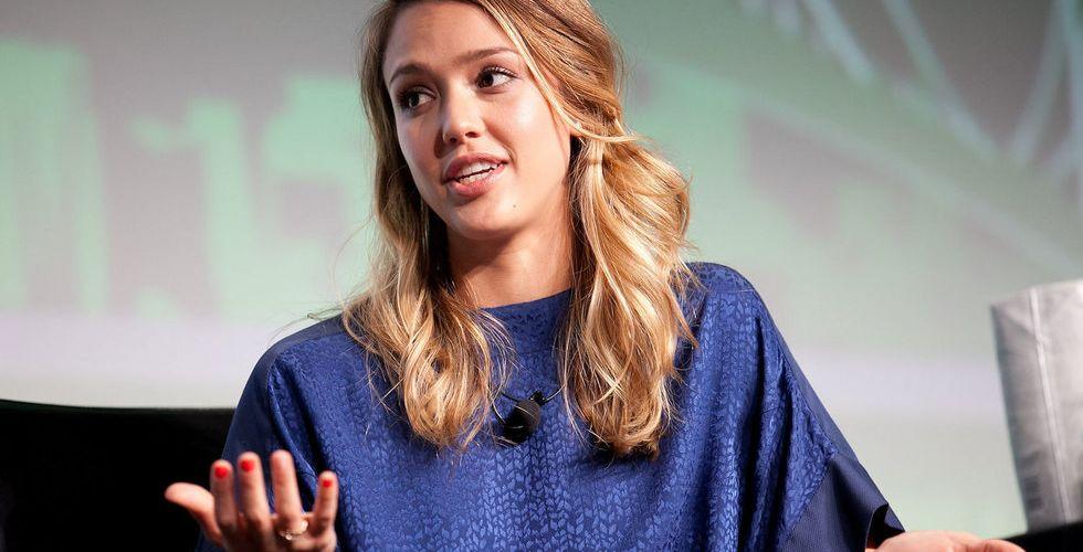 Hollywood-stjärnan blev miljardär – genom att sälja blöjor på nätet