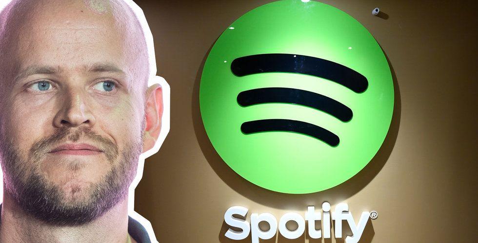 Spotify testar stories