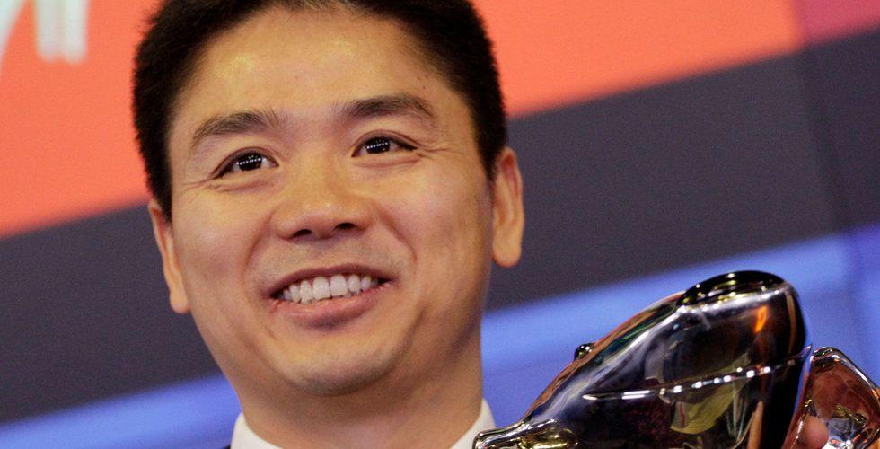 JD:s grundare Richard Liu släppt av polis i USA