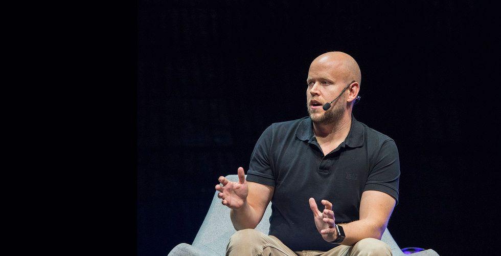 Breakit - Spotify förhandlar med långivare – då ska musikjätten noteras