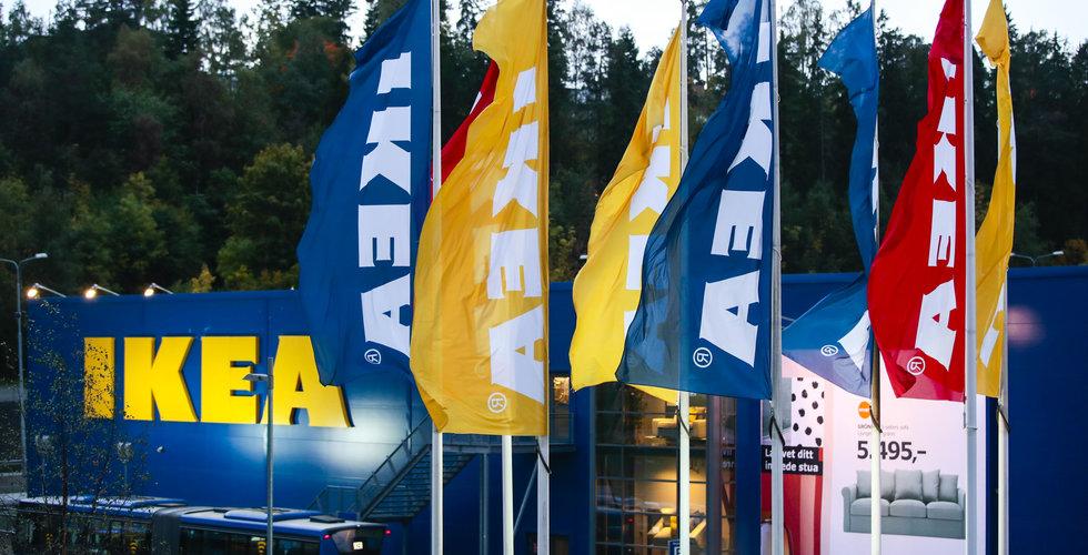 Ikea lägger fram nya klimatmål för produktionen