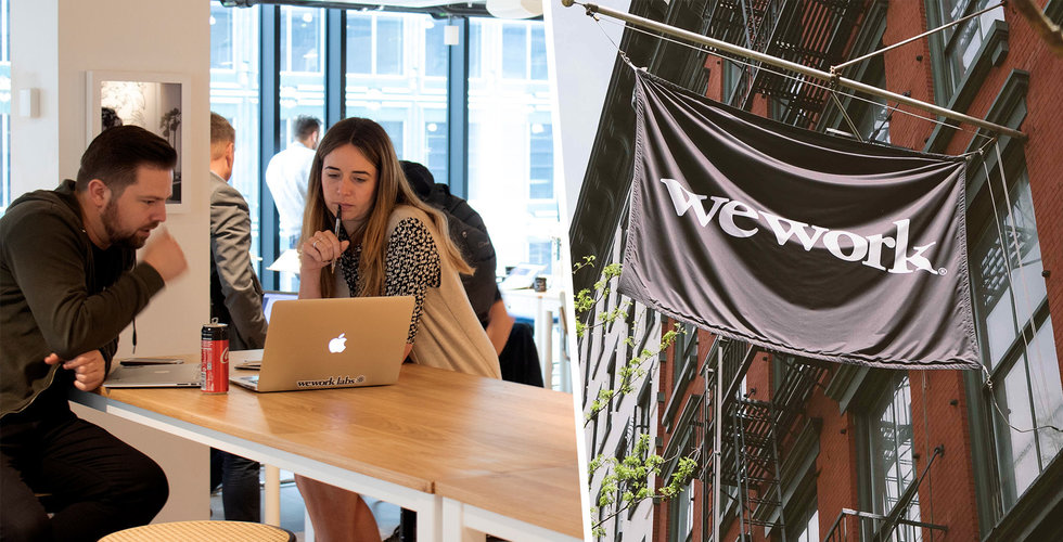Weworks moderbolag fortsätter med roadshow för IPO