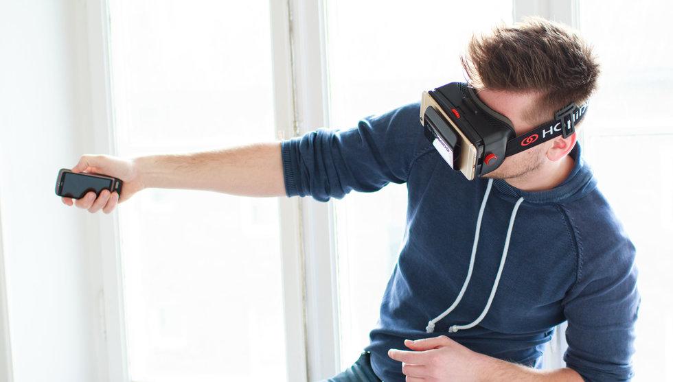 Här är allt du behöver veta om svenska virtual reality-startups