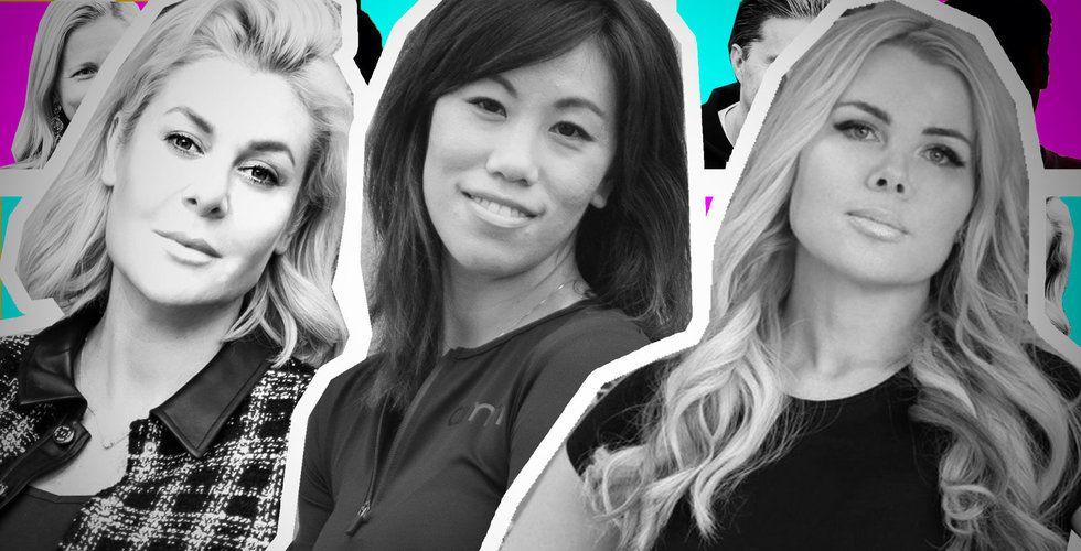 E-handelsbolagen värda 60 miljarder kronor – men bara småsmulor till kvinnliga ägare