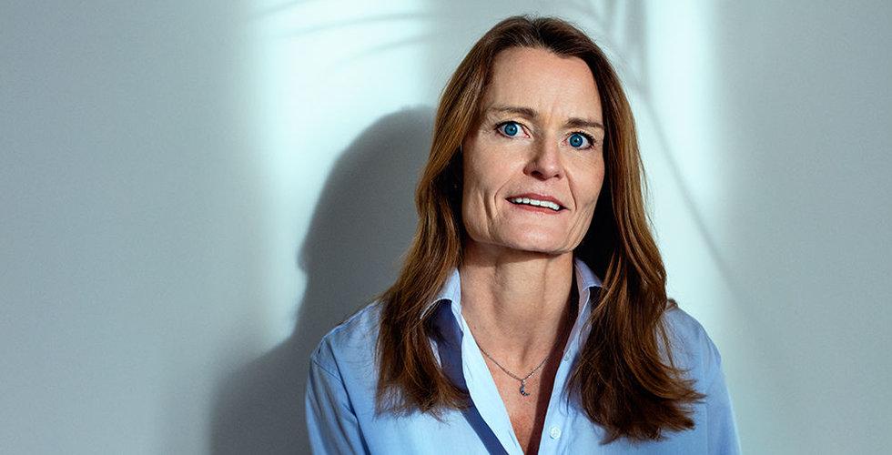 """Breakit - Louisa Blomstrand ska få Interfloras e-handel att blomstra: """"Är nyförälskad"""""""