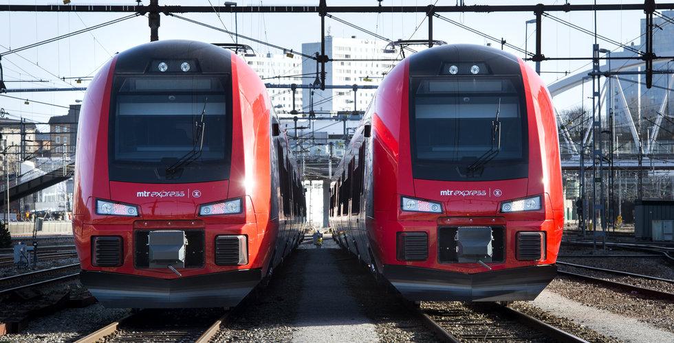 """MTR Express stämmer it-leverantör efter haveri: """"Brottsligt"""""""