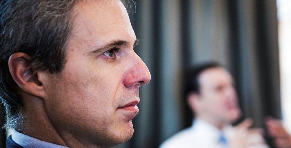 """Nu slår Kinnevik larm: """"Kraftigt minskad tillgång på riskkapital"""""""