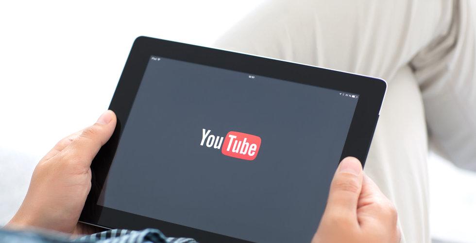 Youtube stoppar inkomster från klimatförnekande innehåll