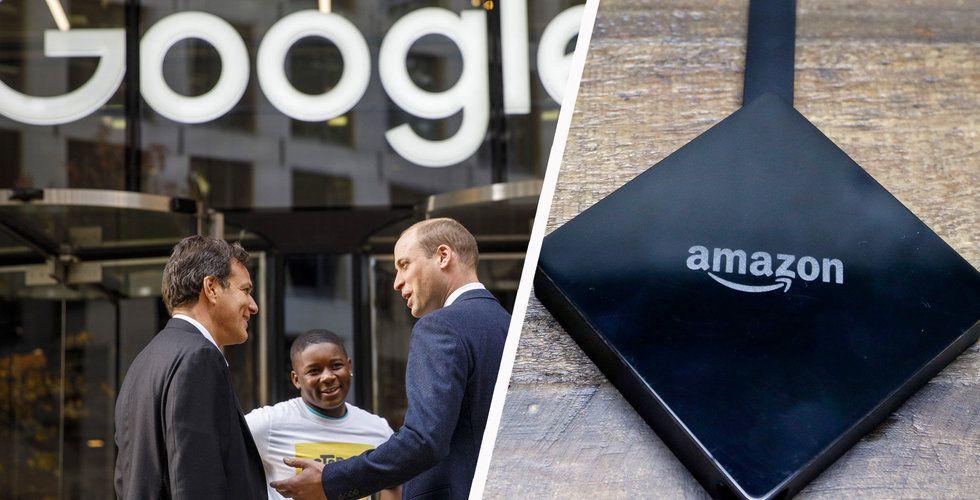 Fejden fortsätter – Amazon tar bort Youtube från deras produkter
