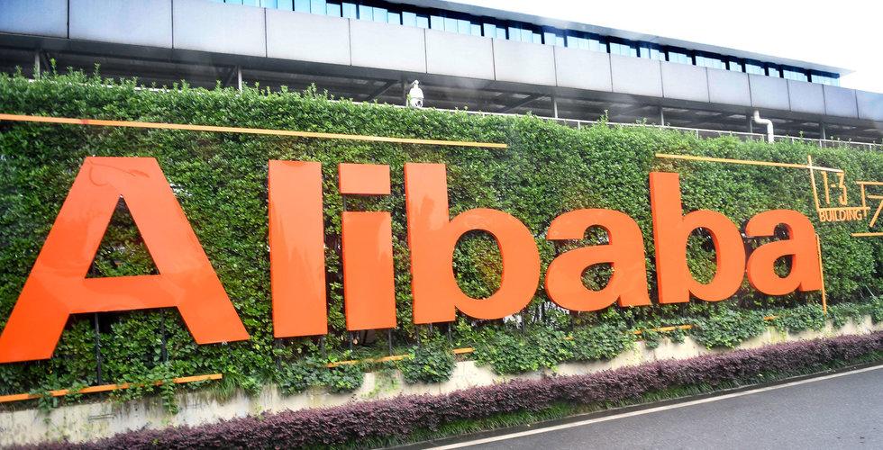 Breakit - Alibaba har investerat i kinesiska elbilsstartupen Xpeng