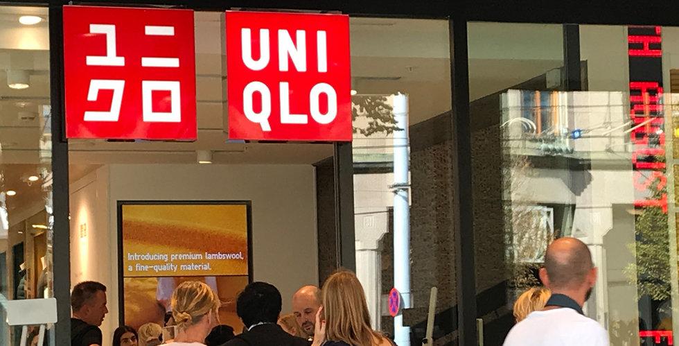 Sommarhettan slog mot Uniqlo – försäljningen backade