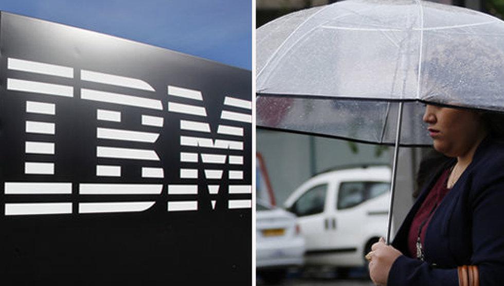 Uppgifter: Datajätten IBM köper Weather companys digitala del