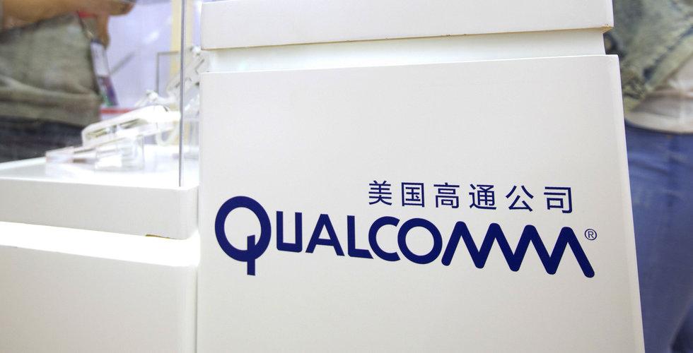 Breakit - Qualcomm och Broadcom ska träffas på onsdag