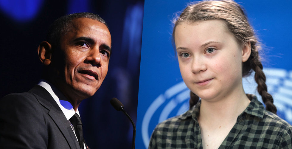 """Greta inför mötet med eliten och Obama: """"Kommer tala klarspråk"""""""