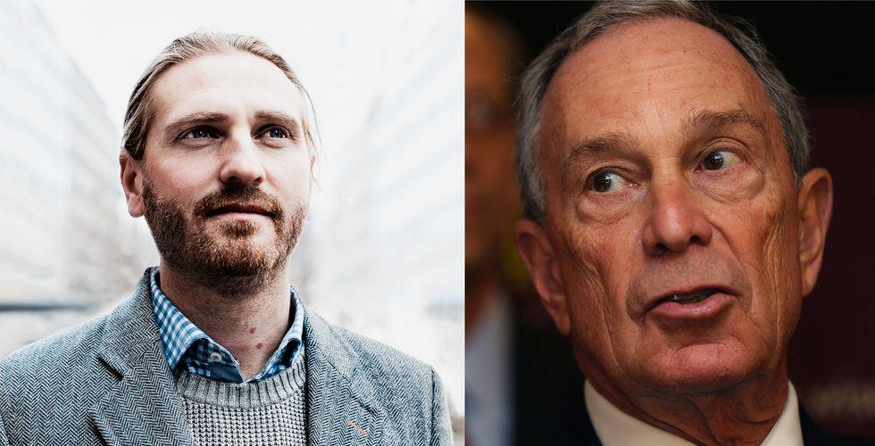 Adtechstartupen Danads landar finansjätten Bloomberg som kund