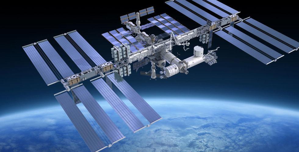 Semester i rymden? Nasa ger tummen upp