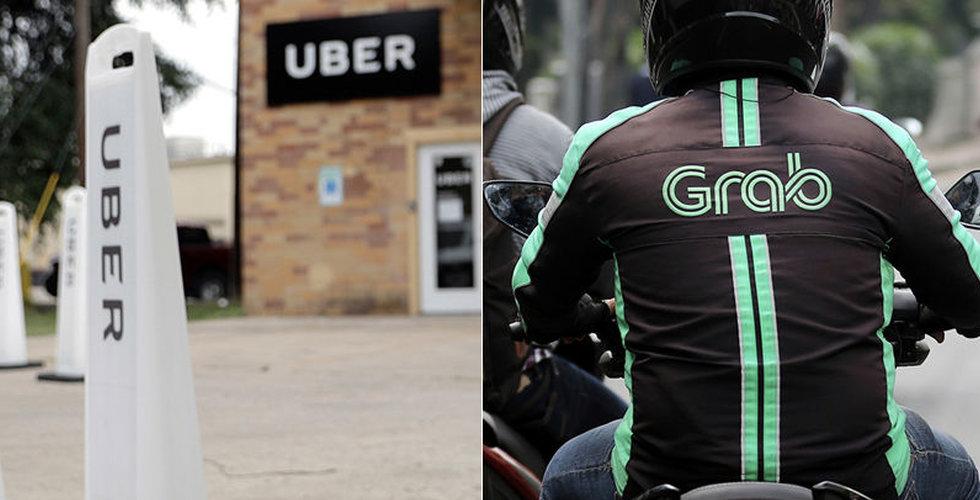 Uber överklagar konkurrensbesked i Singapore