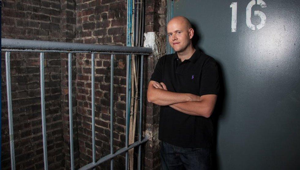 Därför tar Daniel Ek Spotify till börsen 2016