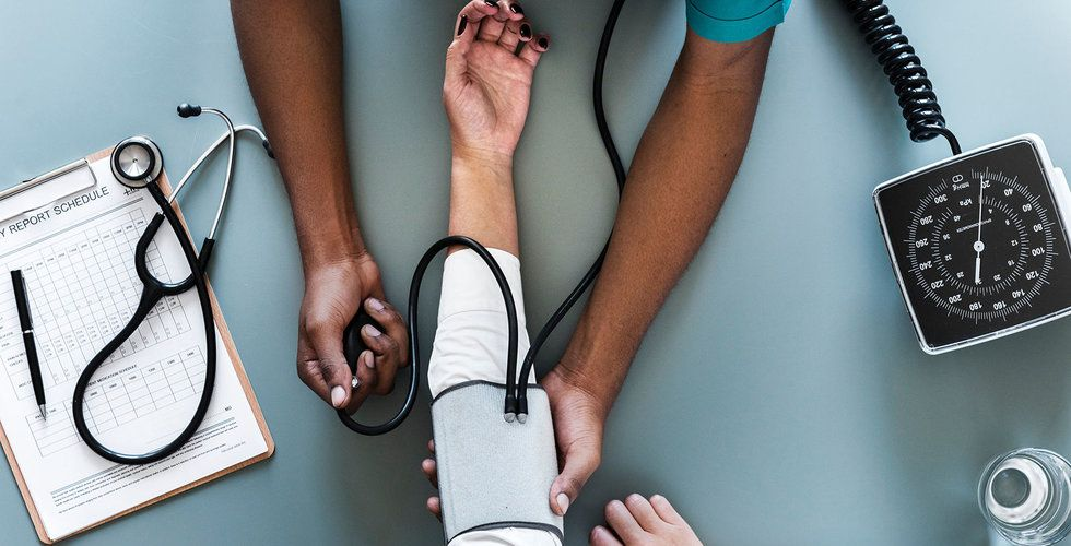 Worldish prisades av Swedbank – för sjukvårdsuppfinningen